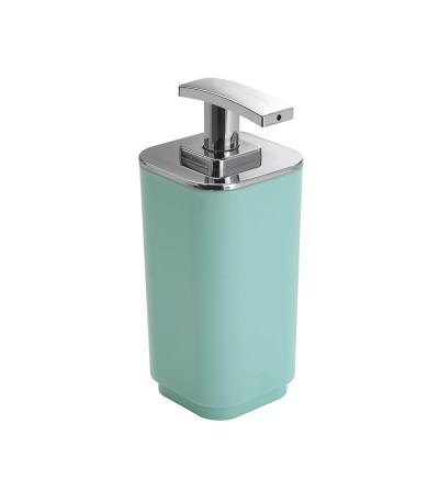 Dosificador color agua marina.